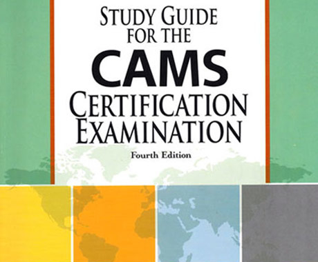CAMS Study Guide