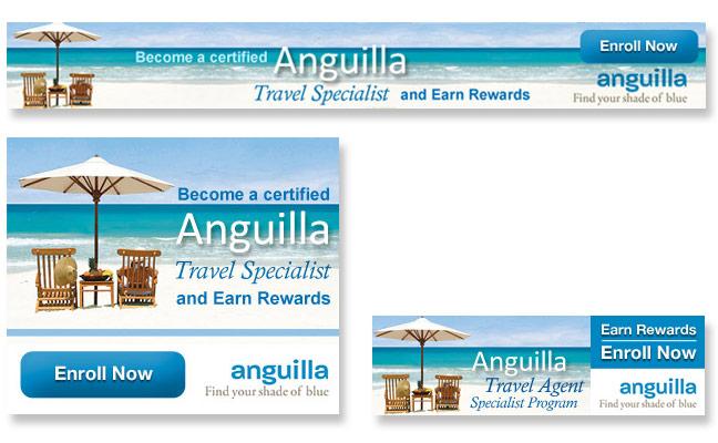 Anguilla Web Banner Ads