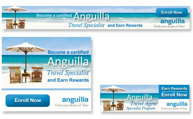 Anguilla Web Banner Ads