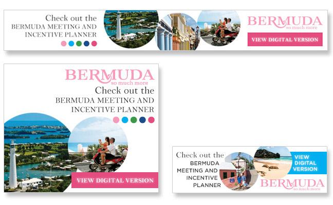 Bermuda Web Banner Ads