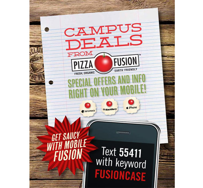 PizzaFusion.edu sign