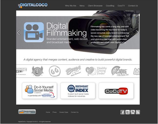 DCC Website