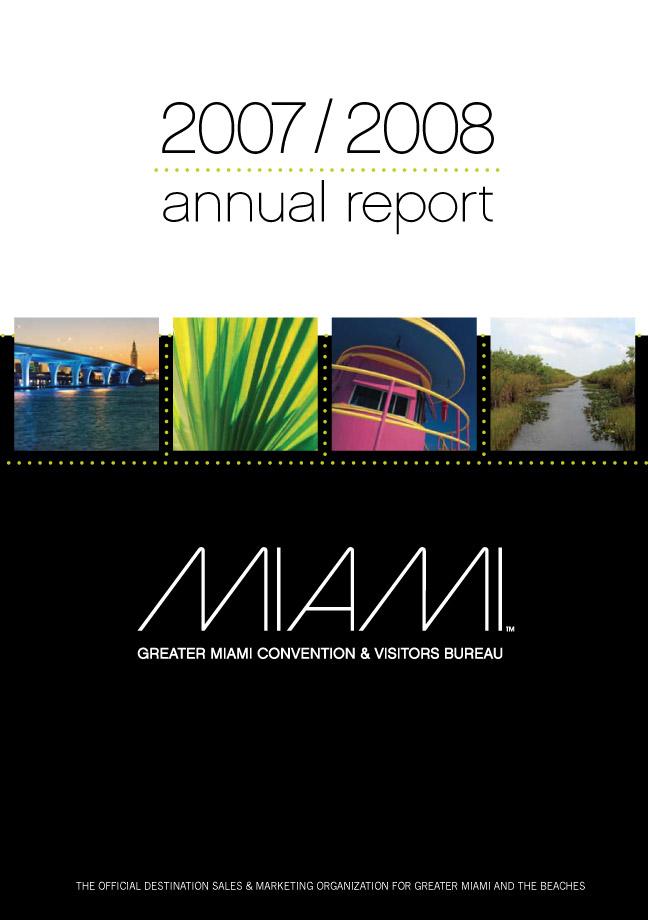 GMCVB Annual Report