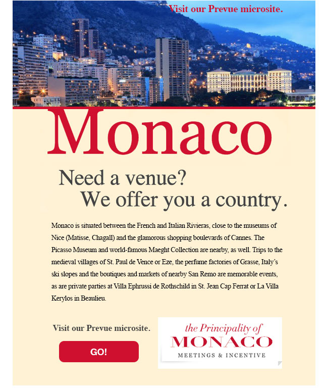 Monaco meetings email