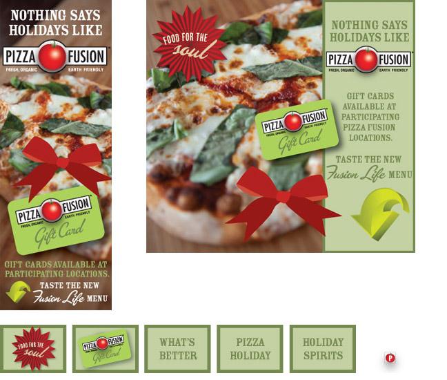 Pizza Fusion Facebook