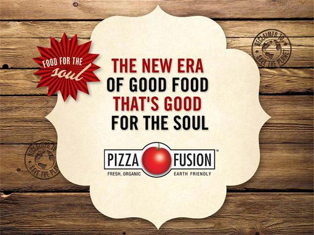 Pizza Fusion video slides