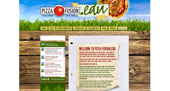 Pizzafusion.edu