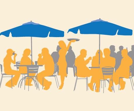 Restaurant Social Media Index Website