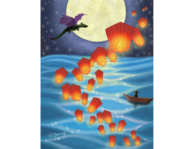 The Year of the Dragon - A.Nicola