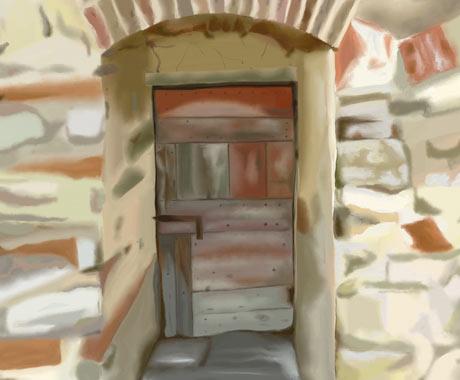 Another Tuscan Door