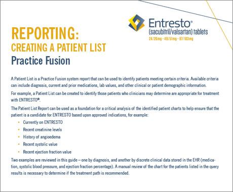EHR Guides for Novartis