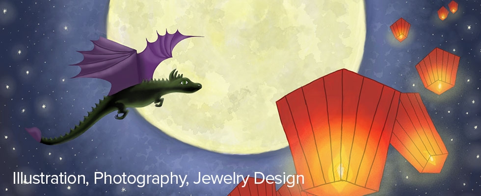 Photography, Illustration & Jewelry Design