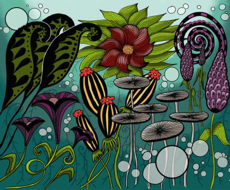 Botanical Whimsy