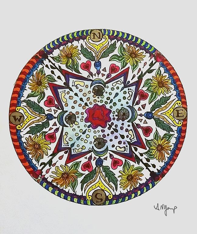 Directionless Mandala