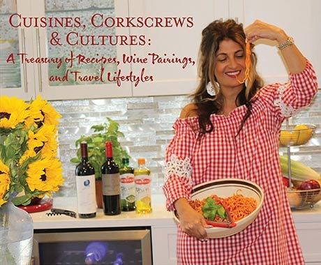 Cuisines , Corkscrews & Cultures Cookbook