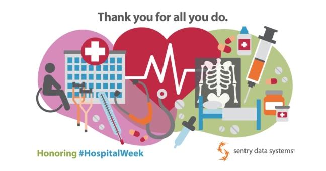 Hospital Week Social Media